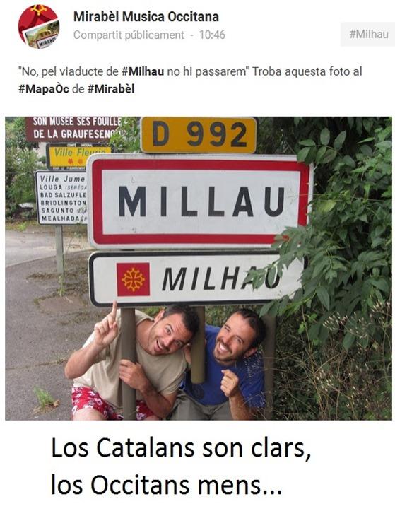 Occitània Catalans en visita