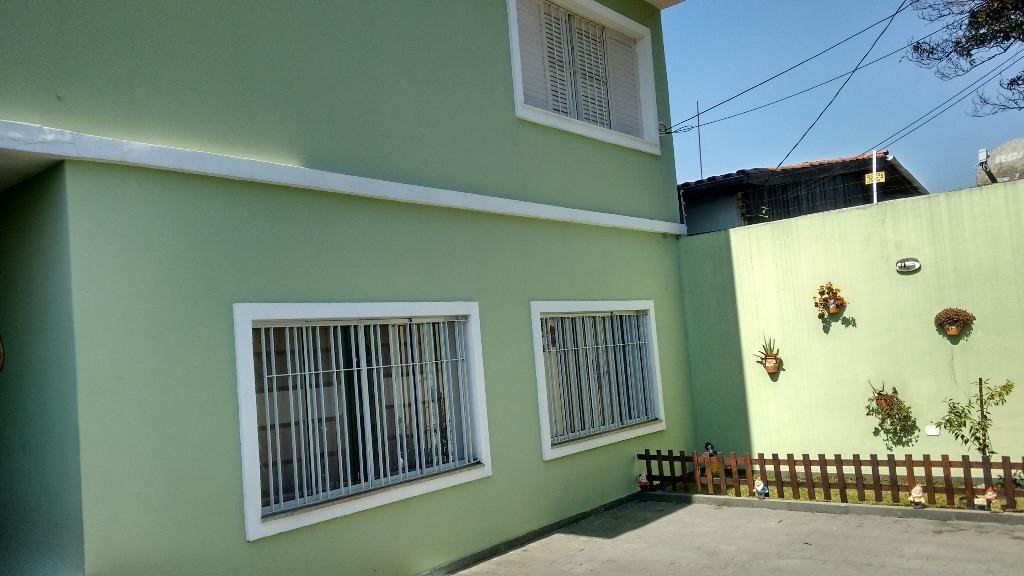 Casa 4 Dorm, Vila Lisboa, São Paulo (SO2035) - Foto 4