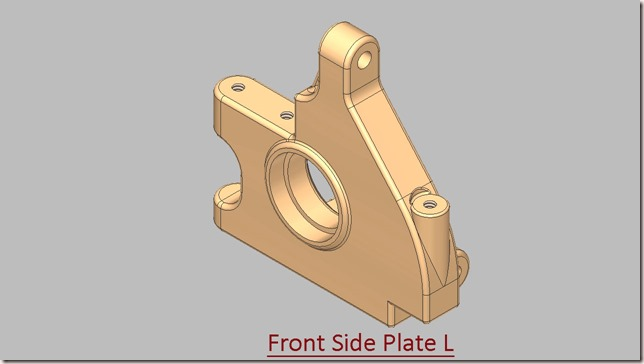 Front Side Plate L