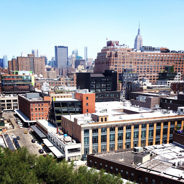 View from The Whitney Museum, Meatpacking District, New York