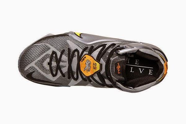 37c11f1774b ... Upcoming Nike LeBron 12 8220Flight8221 8211 Catalog Images ...