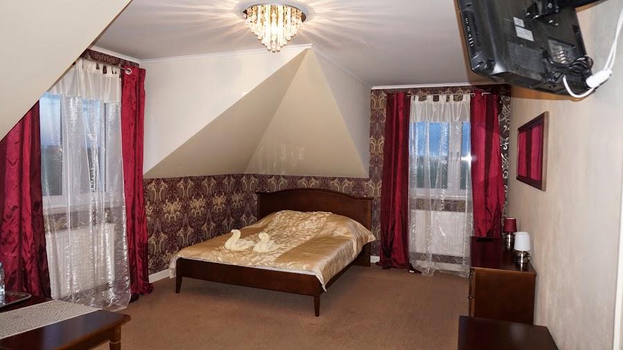 Номер в отеле Dworek Helena в Польше