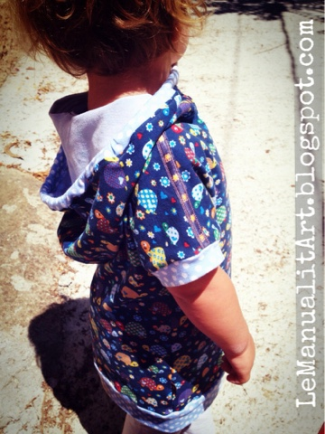 coser ropa a niños home made