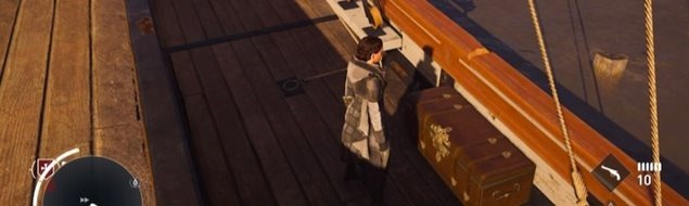 Assassin's Creed Syndicate ? Hier können Sie Muschelseide finden (Sea Silk Guide)