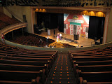 Inside the Ryman Auditorium in Nashville TN 09042011j