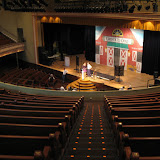 Inside the Ryman Auditorium in Nashville TN 09042011j
