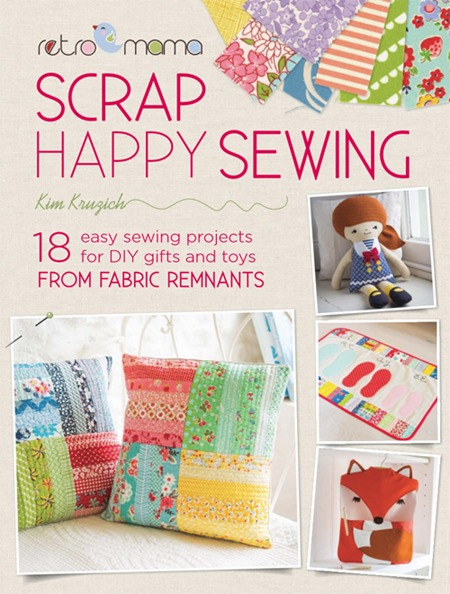 Scrap Happy Sewing book