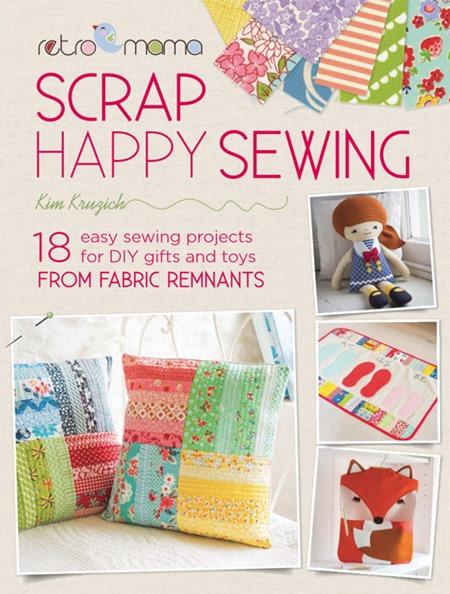 Scrap Happy Sewing book