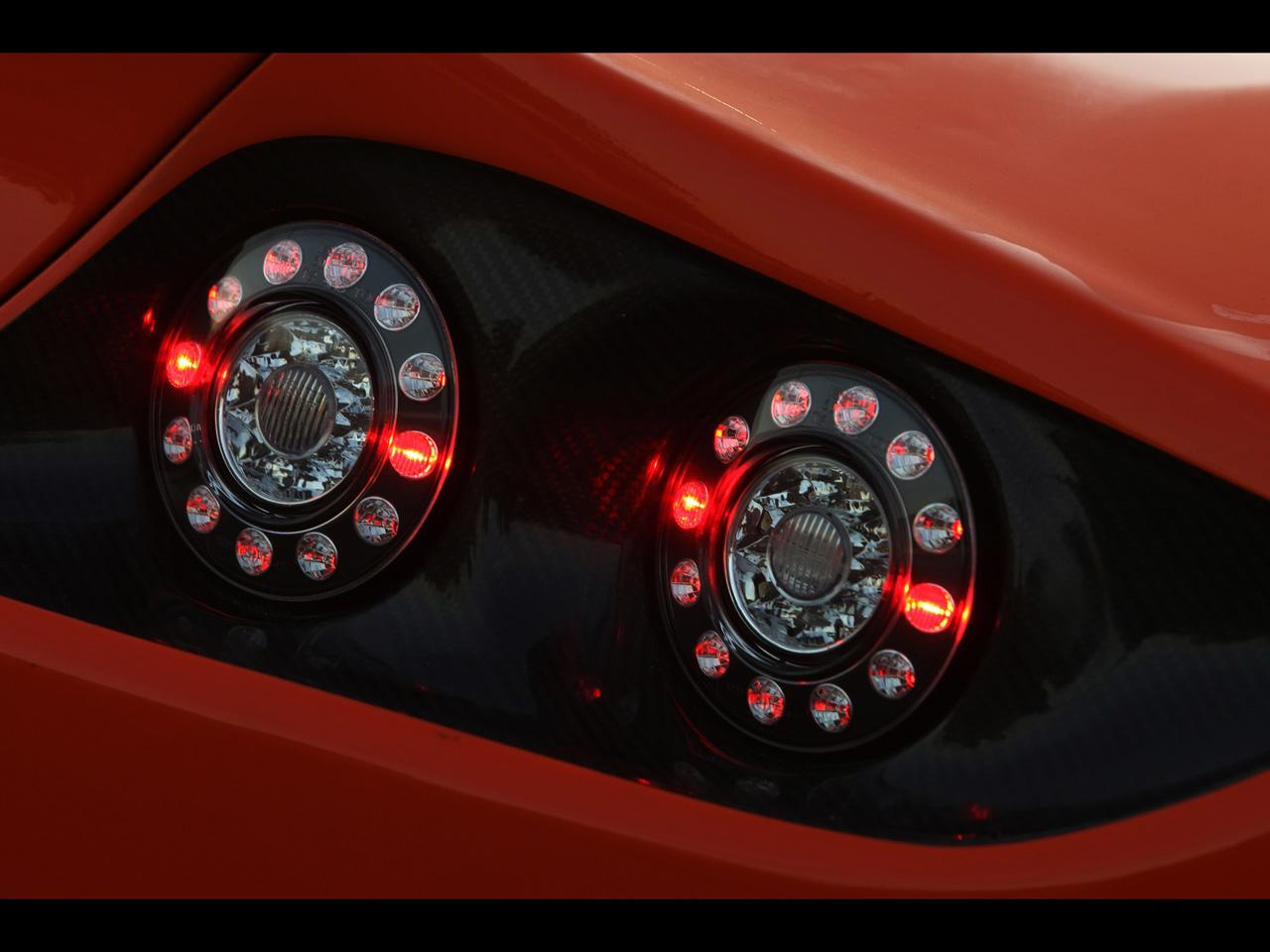 2012 Ginetta G60 - Taillights