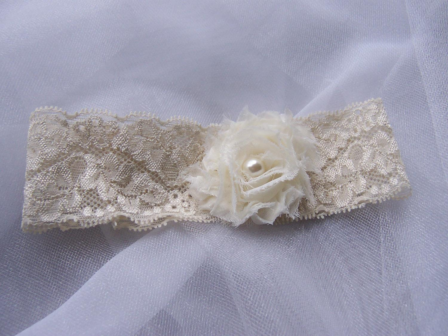 And Lace Bridal Garter,