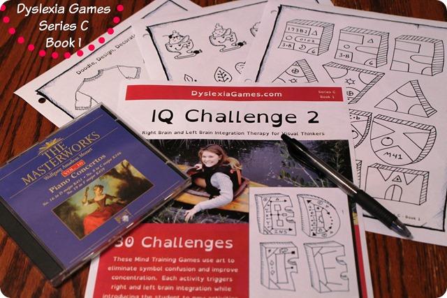 Dyslexia Games Series C