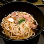 big bowl after eats in Chiba, Tokyo, Japan