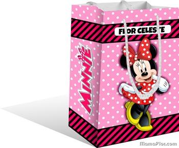 Bolsa de Minnie Mouse