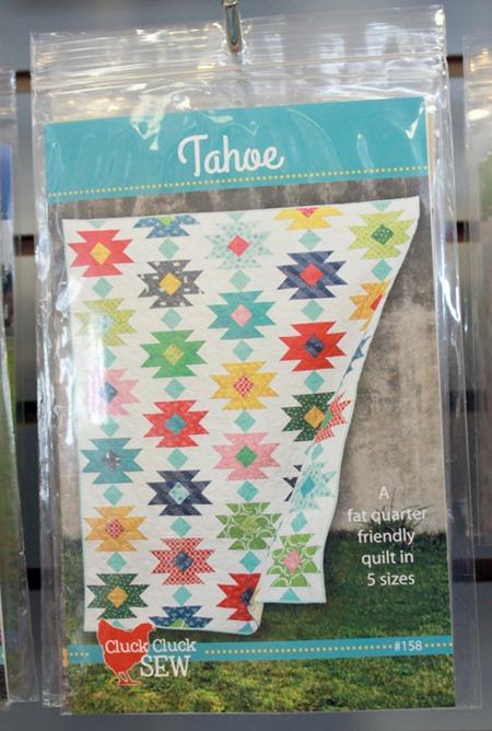 Tahoe quilt pattern