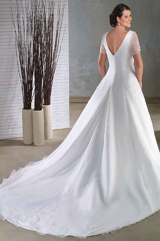 plus-size-backless-wedding-