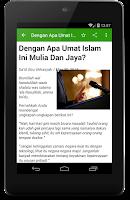 Screenshot of Muslim.or.id