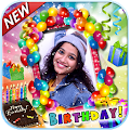 Birthday Photo Frames New APK for Bluestacks
