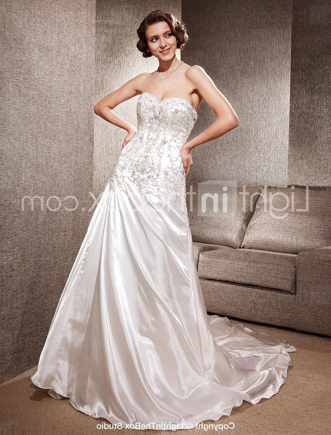 Lace Wedding Dress - US
