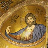 Christ is 35 Feet Across... The Duomo - Monreale, Italy