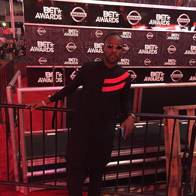 Eddy Kenzo Wins BET Best New International Artist viewers choice awards!
