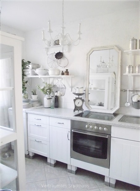 Shabby and charme: shabby chic a casa di bianca