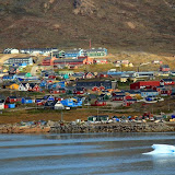 A Little Town in a Giant Country -- Scenic Greenland