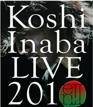 [TV-SHOW] 稲葉浩志 – Koshi Inaba LIVE 2010~en 2~ (2011/02/16)