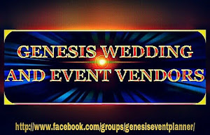 Genesis wedding and event vendors is a Facebook group page where we showcase a list of professional vendors for all events