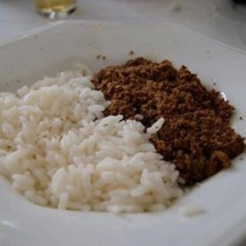 Xinxim de bofe – ricette brasiliane