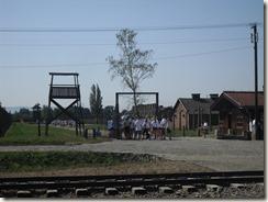 Auschwitz, Birkenau 010