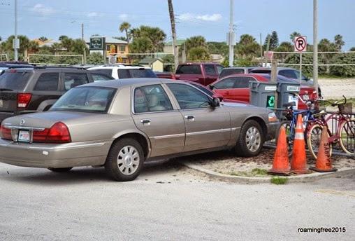 Nice park job!
