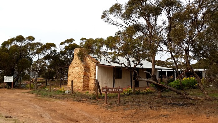 virtù - pioneer home in Kimba