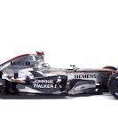 McLaren MP4-21 launch side