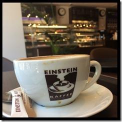 Einstein Kaffee Wilmersdorfer Lo Graf von Blickensdorf