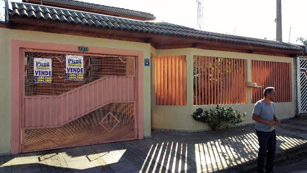 Casa residencial para venda e locação, Jardim Residêncial Fi...