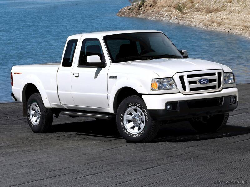 2008 ford ranger supercab specifications pictures prices. Black Bedroom Furniture Sets. Home Design Ideas