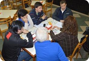 La comisión organizadora de Ciudad Hermana realizó una reunión para ultimar detalles