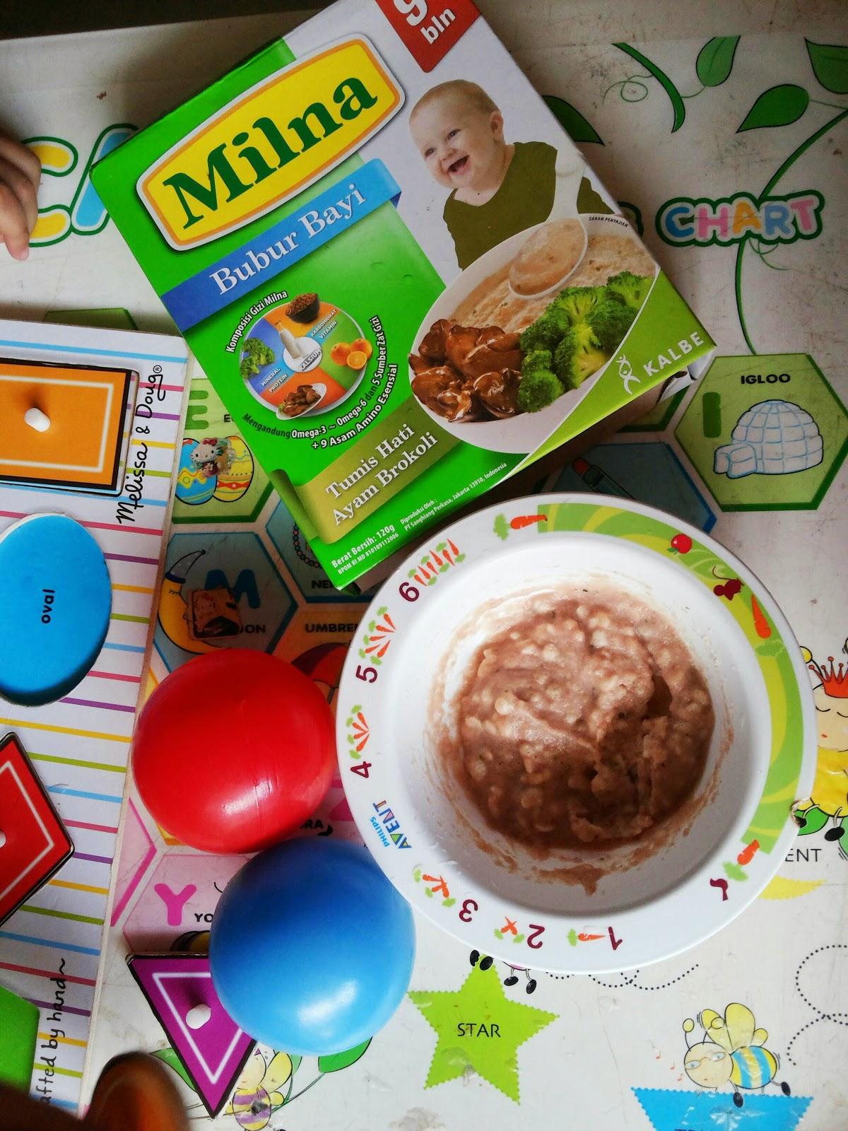 Resep Makanan Penambah Berat Badan Bayi Usia 1 Tahun
