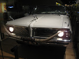 Webb Pierce's car in the Country Music Hall of Fame in Nashville TN 09042011a