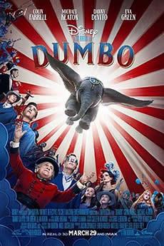 Baixar Filme Dumbo (2019) Dublado e Legendado Torrent Grátis