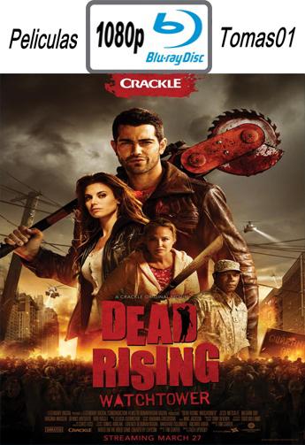 Dead Rising: Watchtower (2015) [BDRip m1080p/Dual Castellano-ingles]