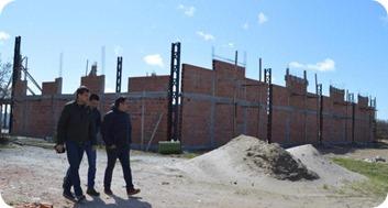 El intendente de La Costa indicó que el edificio comenzará a utilizarse con el inicio del ciclo lectivo 2016