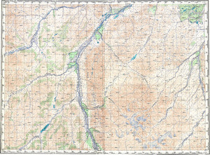 Map 100k--p54-041_042--(1951)