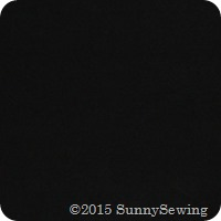 black cotton lycra