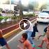 Street Children in Cebu Dances ALBATRAOZ in the Heart of Heavy Traffic