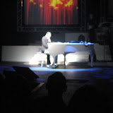 Watching The Finalists Live at the Andy Williams Moon River Theater in Branson MO 08182012-16