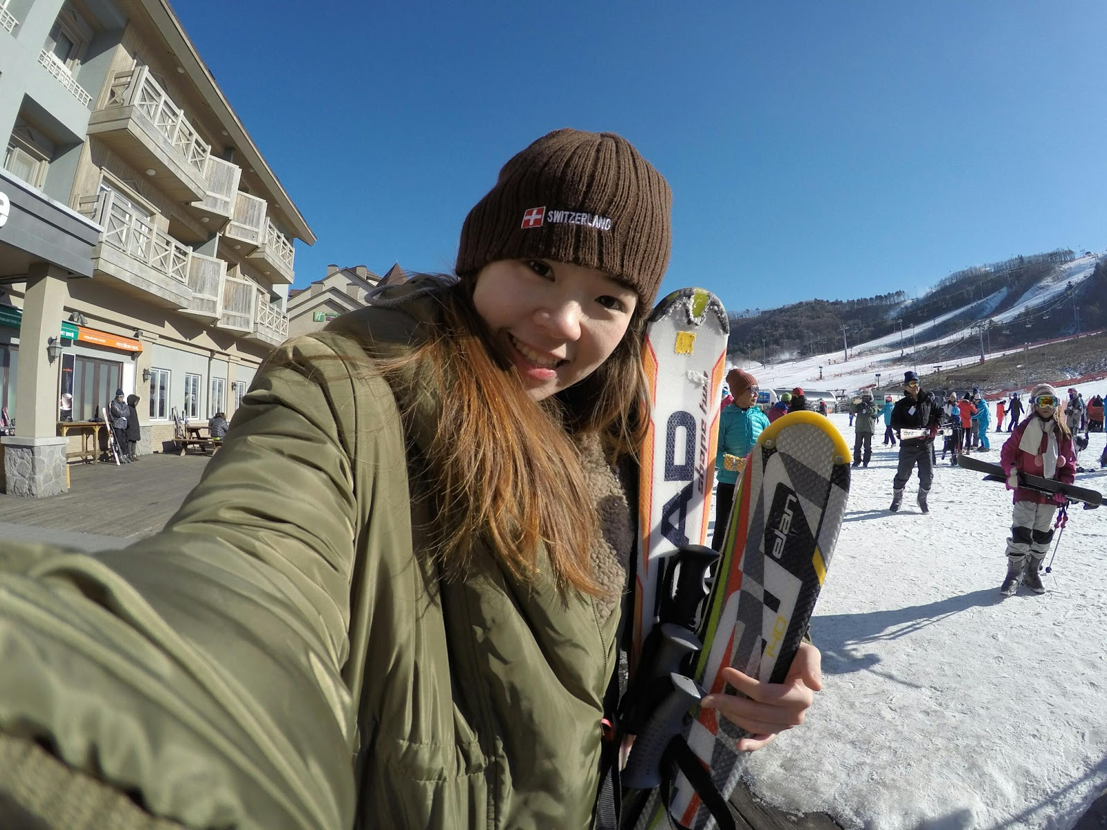 Eden Valley Ski Resort - Snow Guide Korea