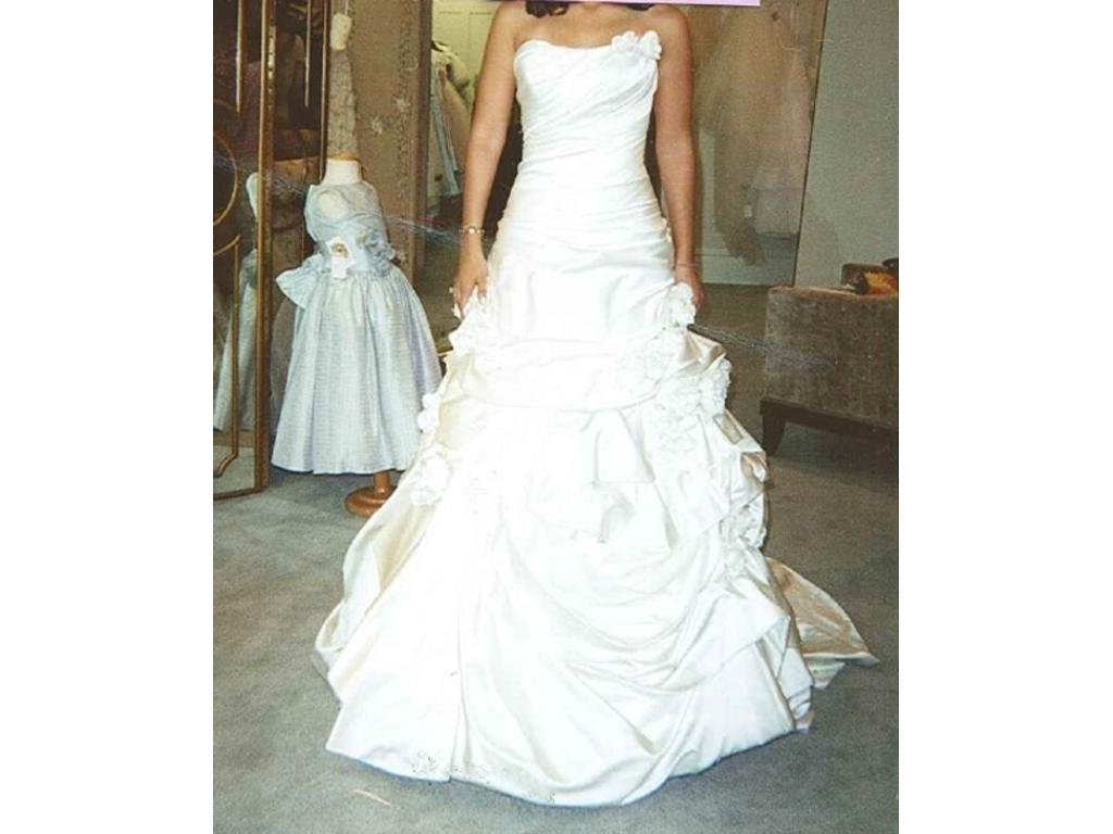 Lazaro Wedding Dresses Preowned Designer Used Wedding