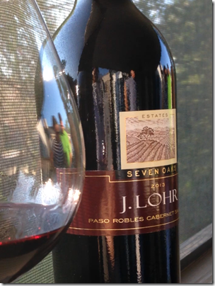 As always, a selection from J. Lohr Vineyards is the perfect compliment to any meal prepared by Artisan Gardner!