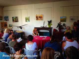 French Village Diaries Charroux Literary Festival 2015 Isabel Ashdown